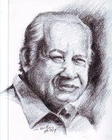 Presiden Indonesia ke-2. HM. Soeharto,