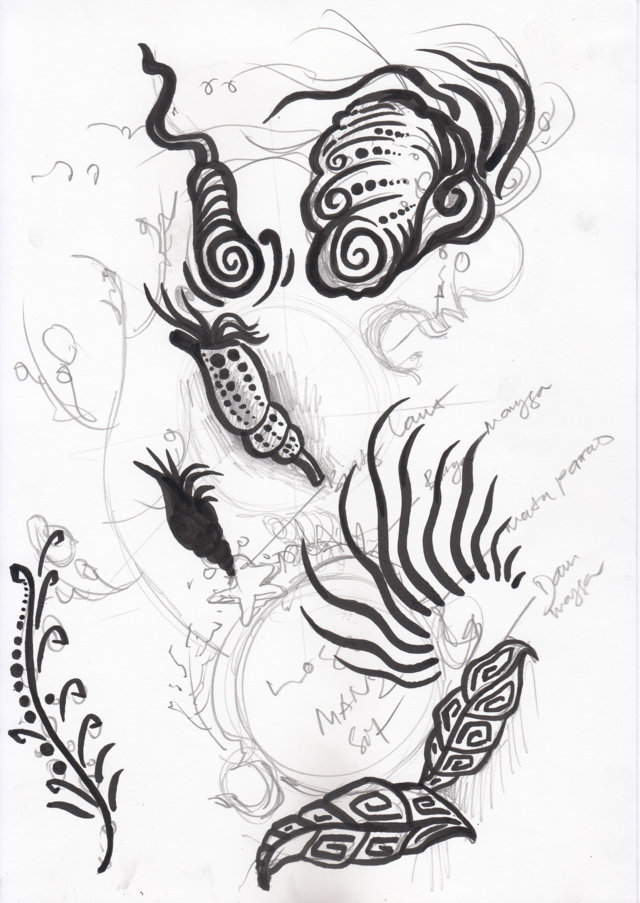 mencari ide batik Situbondo -