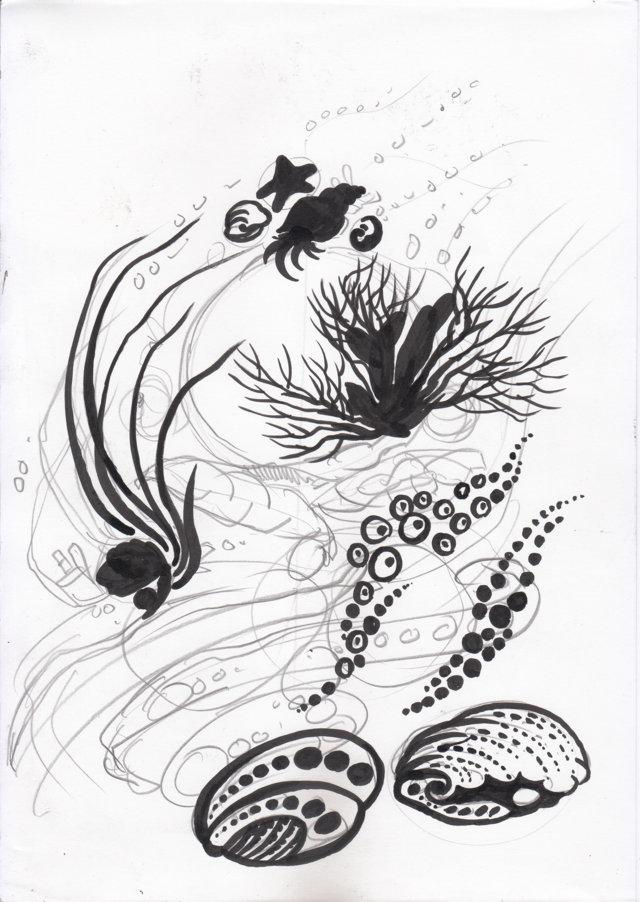 mencari ide batik Situbondo