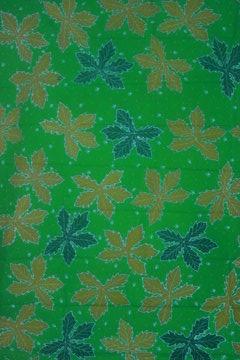 Batik Daun pohong