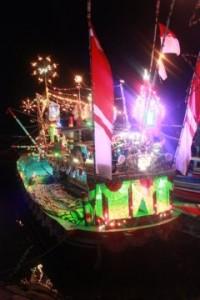 Perahu Salerek Panarukan Situbondo 1