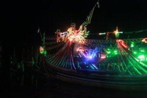 Perahu Salerek Panarukan Situbondo 13