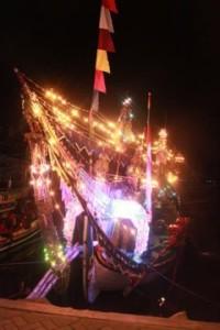 Perahu Salerek Panarukan Situbondo 2