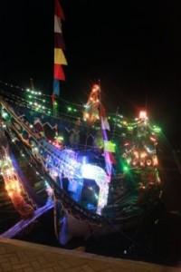 Perahu Salerek Panarukan Situbondo 3