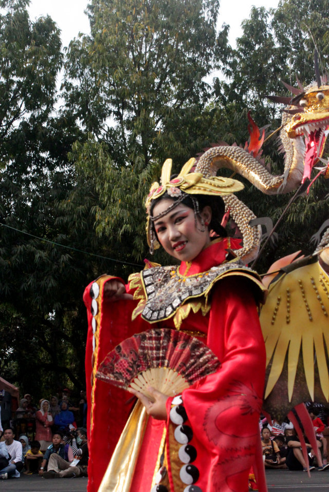 BCS BEST SITUBONDO CARNIVAL LIONG  AND RED