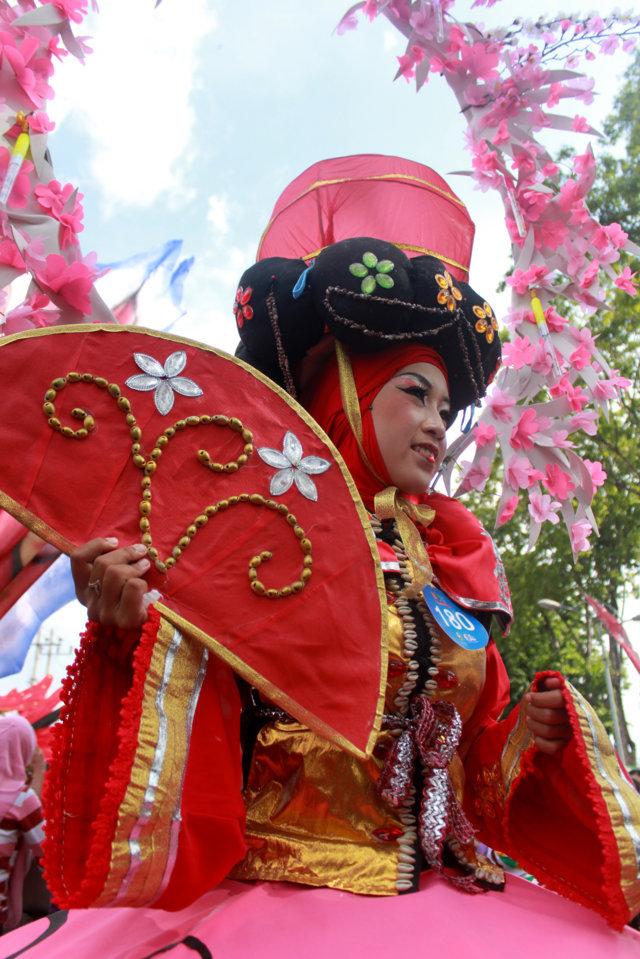 BCS BEST SITUBONDO CARNIVAL UNIQUE CHINESE