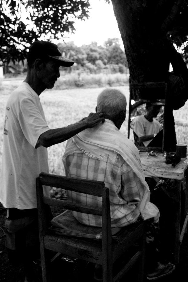 Barber shop kenangan di Stasiun Situbondo  2