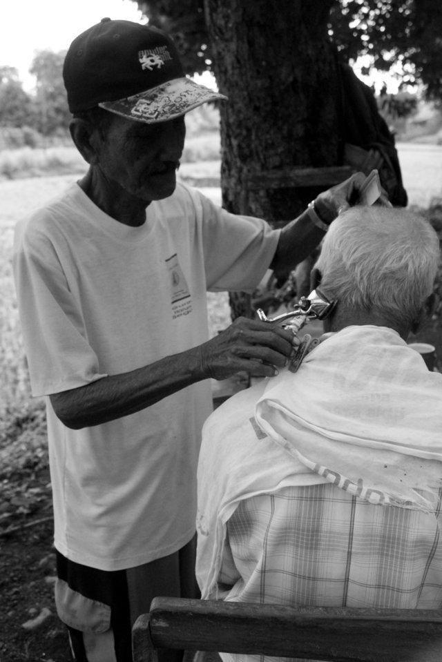 Barber shop kenangan di Stasiun Situbondo  3