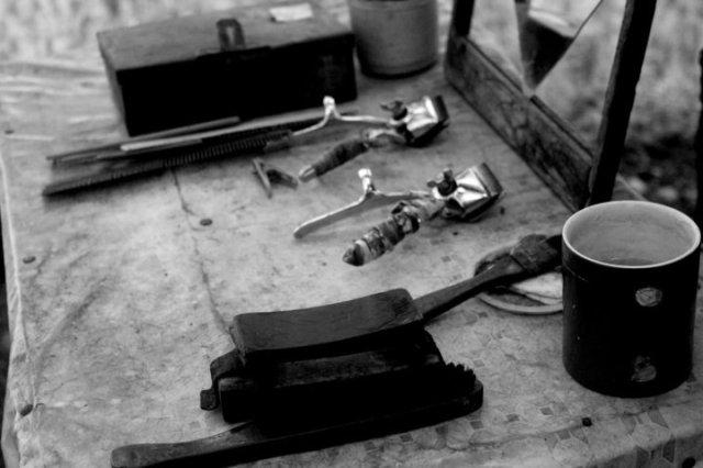 Barber shop kenangan di Stasiun Situbondo  4