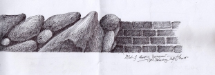 batu sungai-stone
