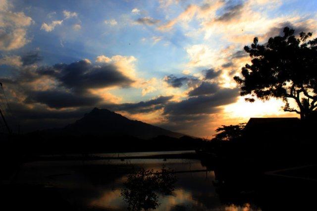 00 sunset Panarukan Situbondo
