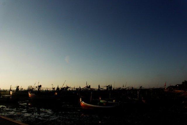 10 sunset Panarukan Situbondo