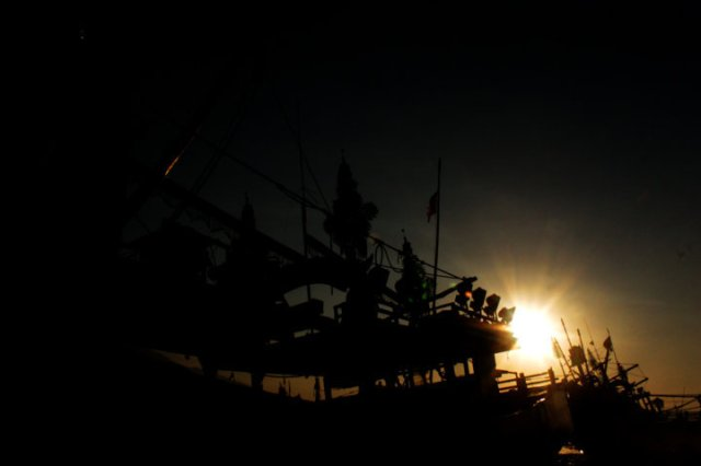 16 sunset Panarukan Situbondo