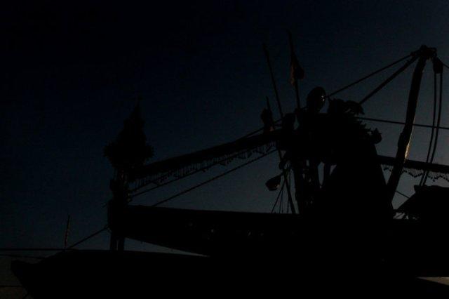 17 sunset Panarukan Situbondo