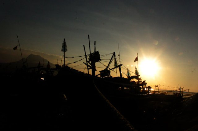 29 sunset Panarukan Situbondo