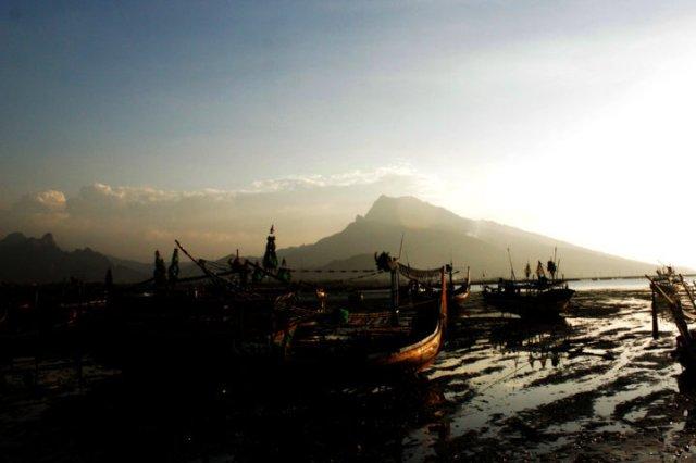4 sunset Panarukan Situbondo