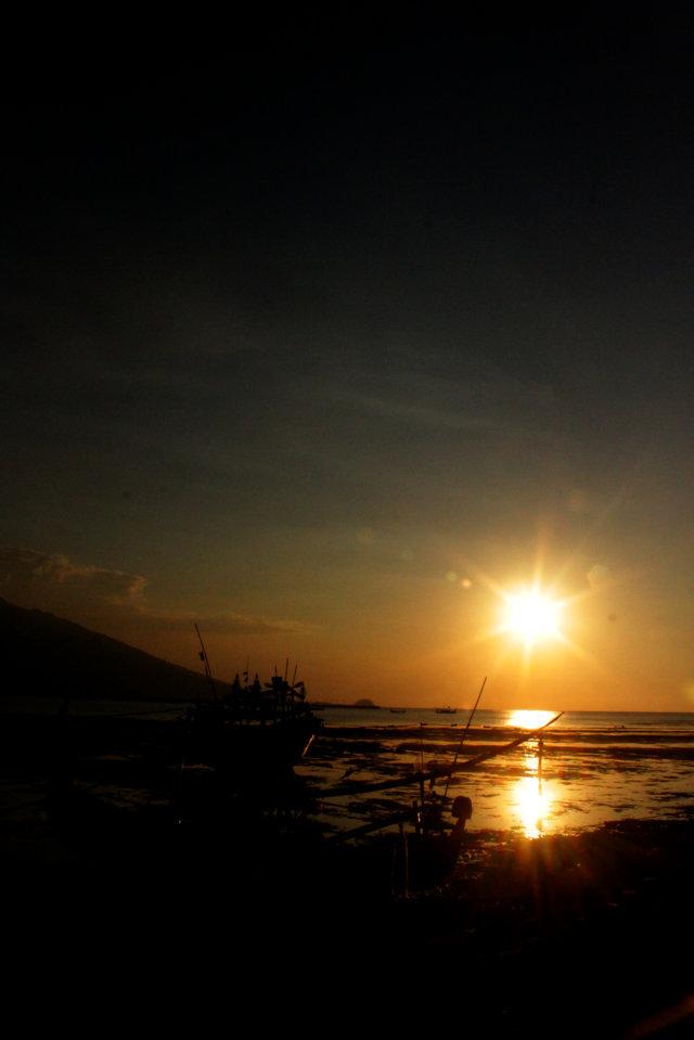50 sunset Panarukan Situbondo