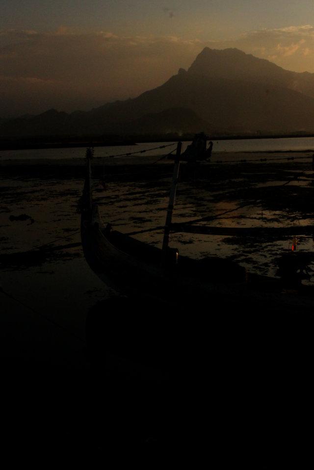 56 sunset Panarukan Situbondo