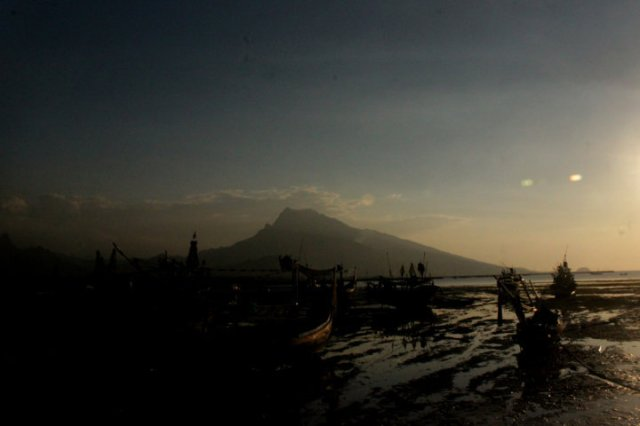 6 sunset Panarukan Situbondo