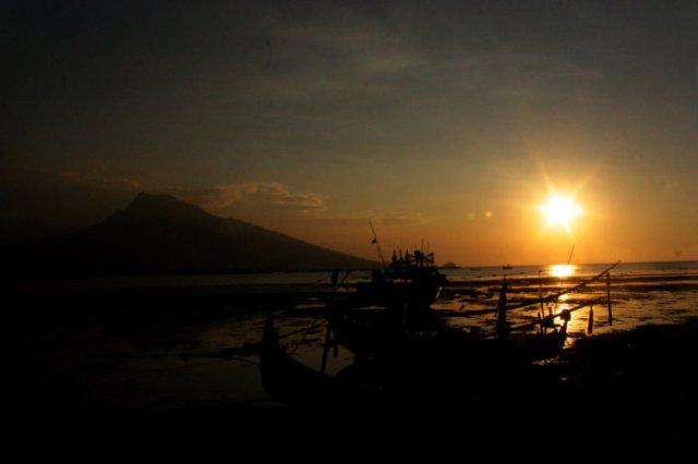 67 sunset Panarukan Situbondo