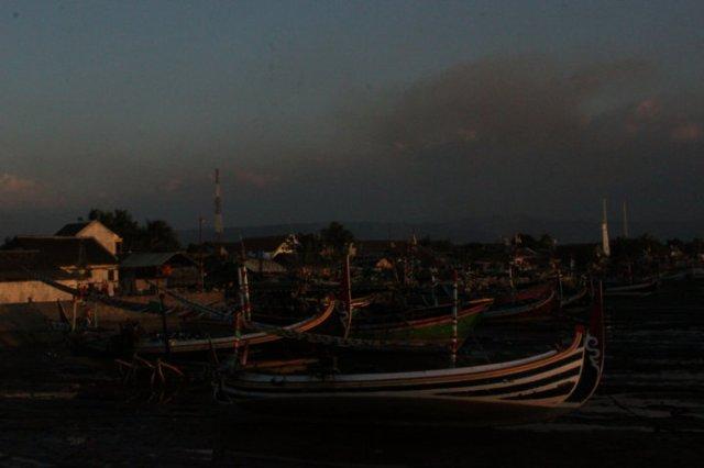75 sunset Panarukan Situbondo