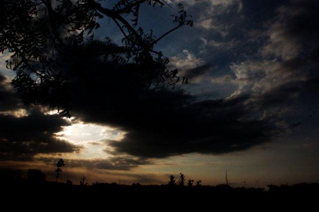 883 sunset Panarukan Situbondo