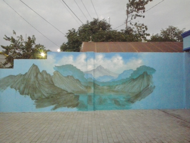 mural acrylic