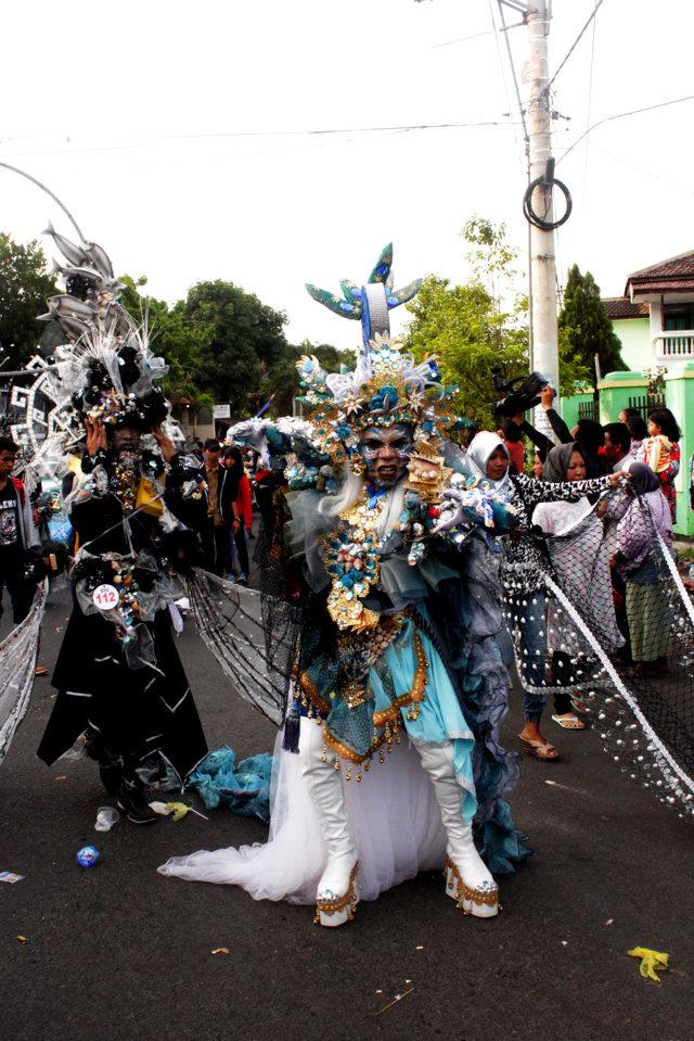 JARING, BEST SITUBONDO CARNIVAL 2015