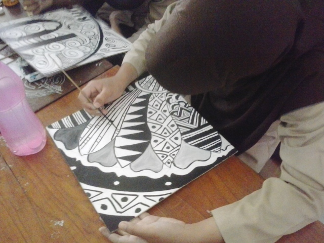 painting ink