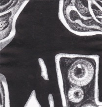 Tinta cina dan arsir 2