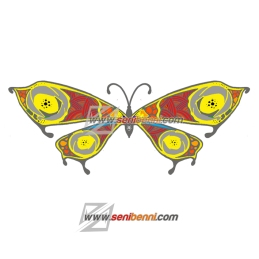 butterfly decorative