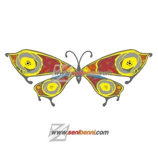 butterfly decorative