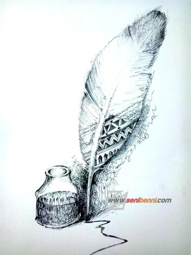 pena bulu