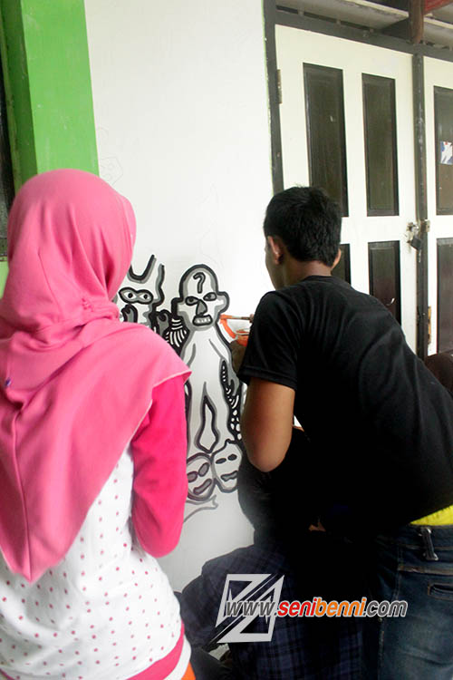 adiwiyata mural