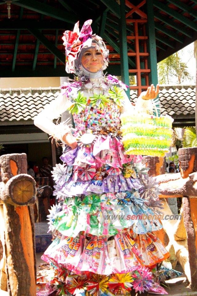 fashion label plastik